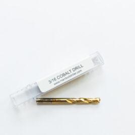 Cobalt Drill 3/16