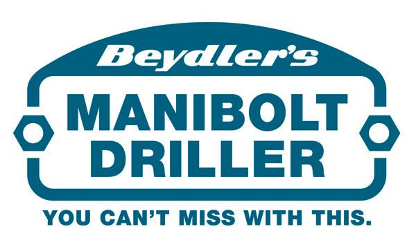 Beydler's Manibolt Driller